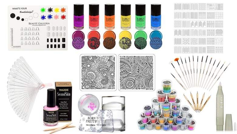 Every Great Nail Art Kit Needs These Essential Nail Art Tools To