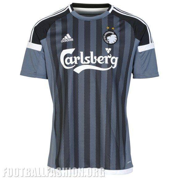 FC Copenhagen 2016 adidas third kit