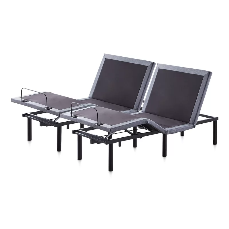 Wayfair Sleep Massaging Zero Gravity Adjustable Bed with
