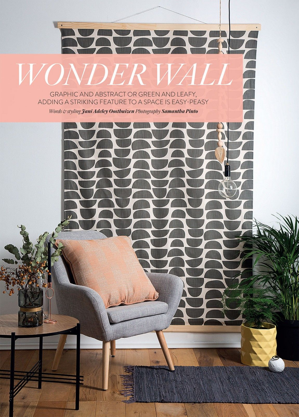 DIY with Livingspace Magazine