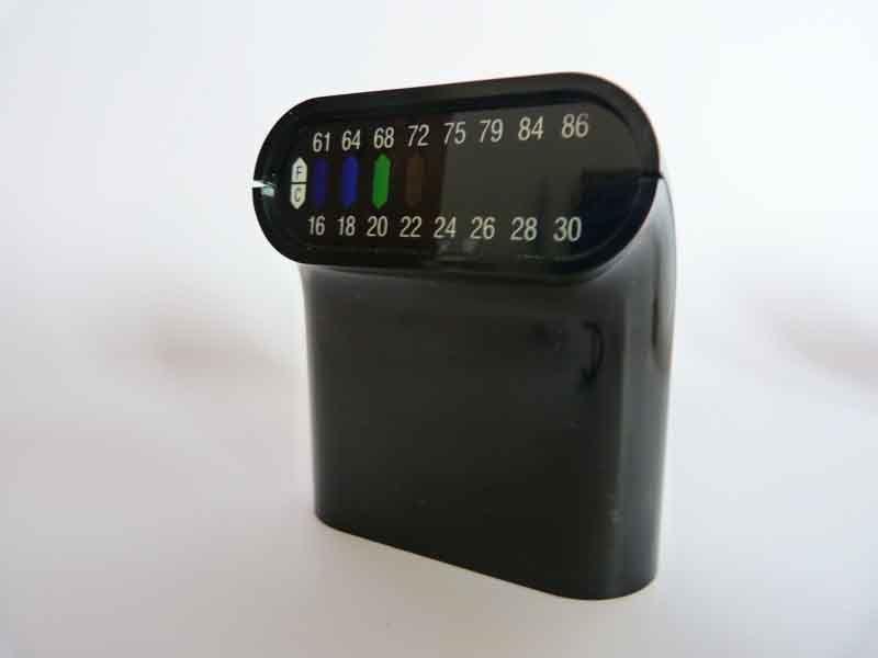 Arlac Thermometer.