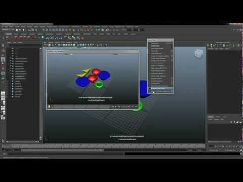 Scene Tools for Maya - Free Interface / Display Scripts / Plugins
