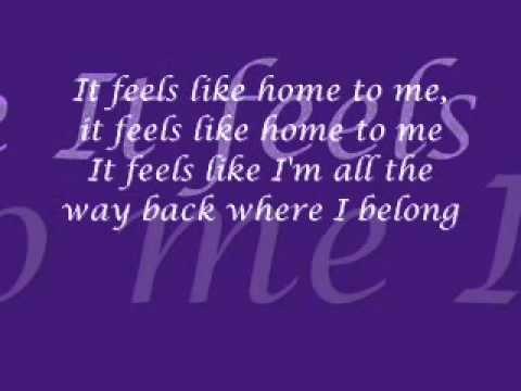 lyrics feels like home chantal kreviazuk