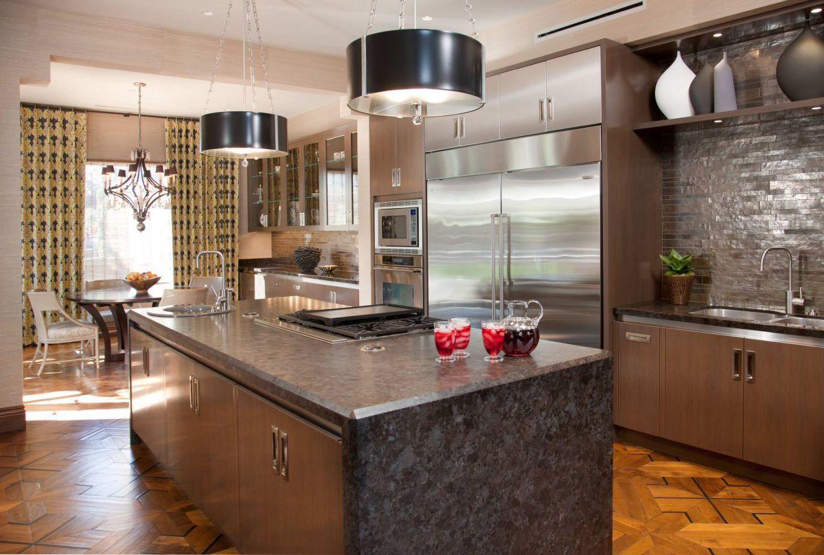 15 Schöne Holzböden In Der Küche #dielen #boden #holzdielen #bodenbelag  #moderne