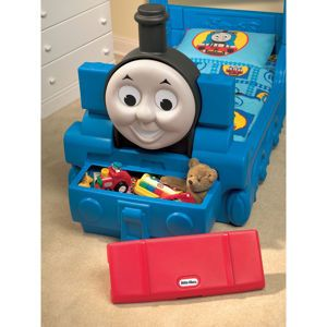 Wyatt S New Thomas The Train Bed Cool Beds For Kids Kid Beds