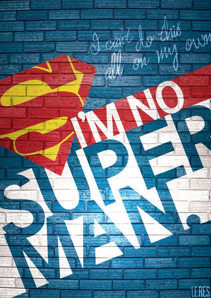 I M No Superman Scrubs Hd Wallpaper Iphone Iphone Wallpaper