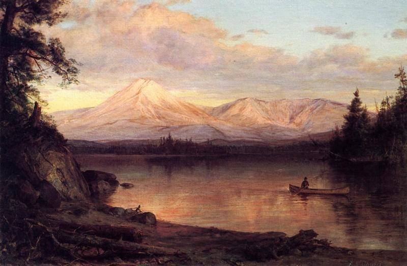 Echo And Reflection Landscape Paintings Landscape Artist