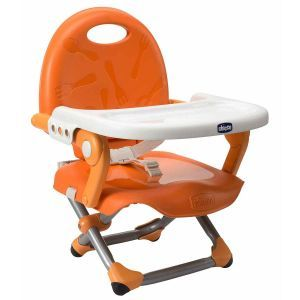 Chicco Pocket Snack Booster Seat Mandarino With Images