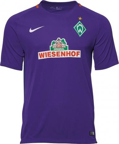 Werder Bremen 16 17 Away Kit Released   Werder bremen