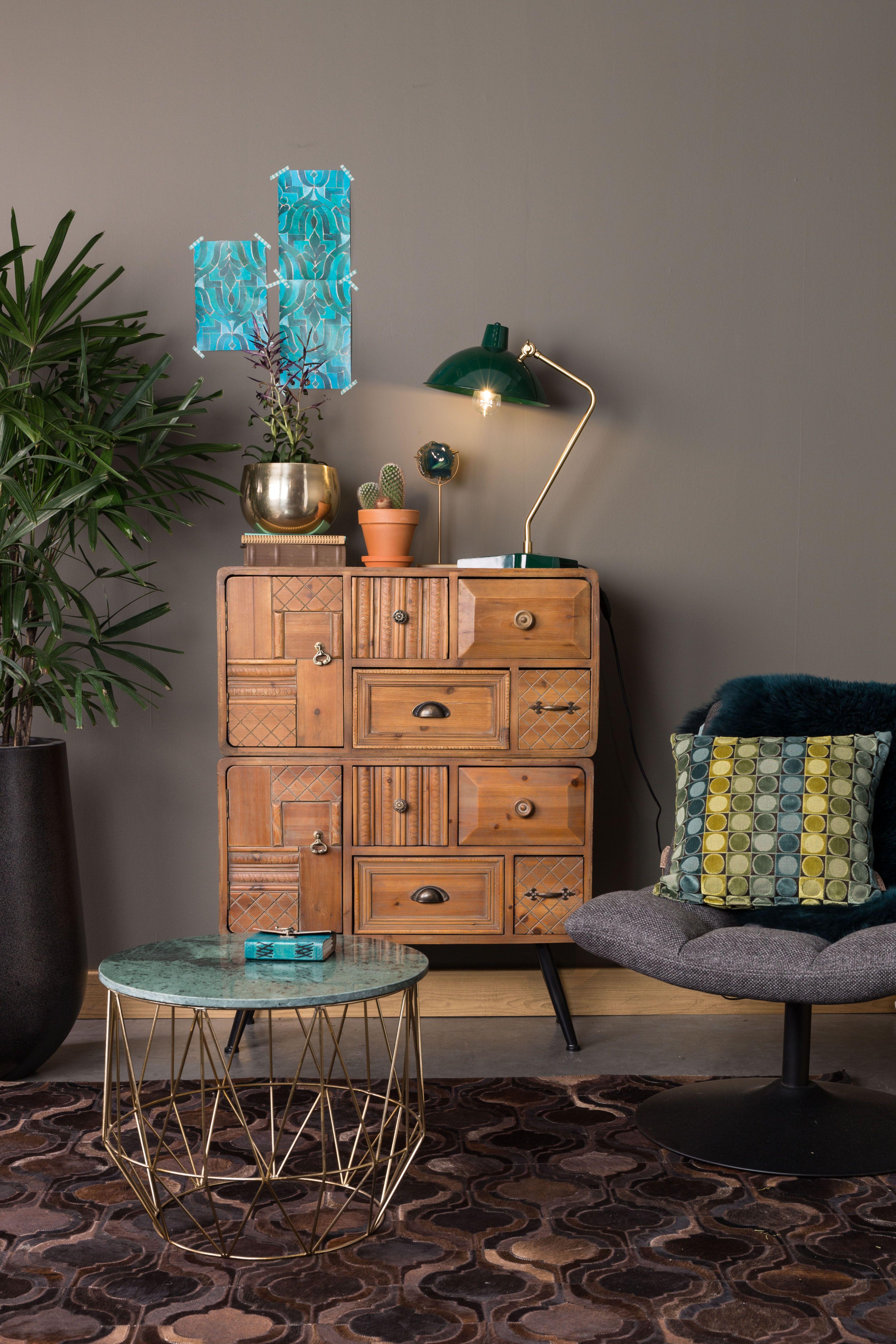 Jove cabinet DutchBone Interior design blog   Interior designer ...