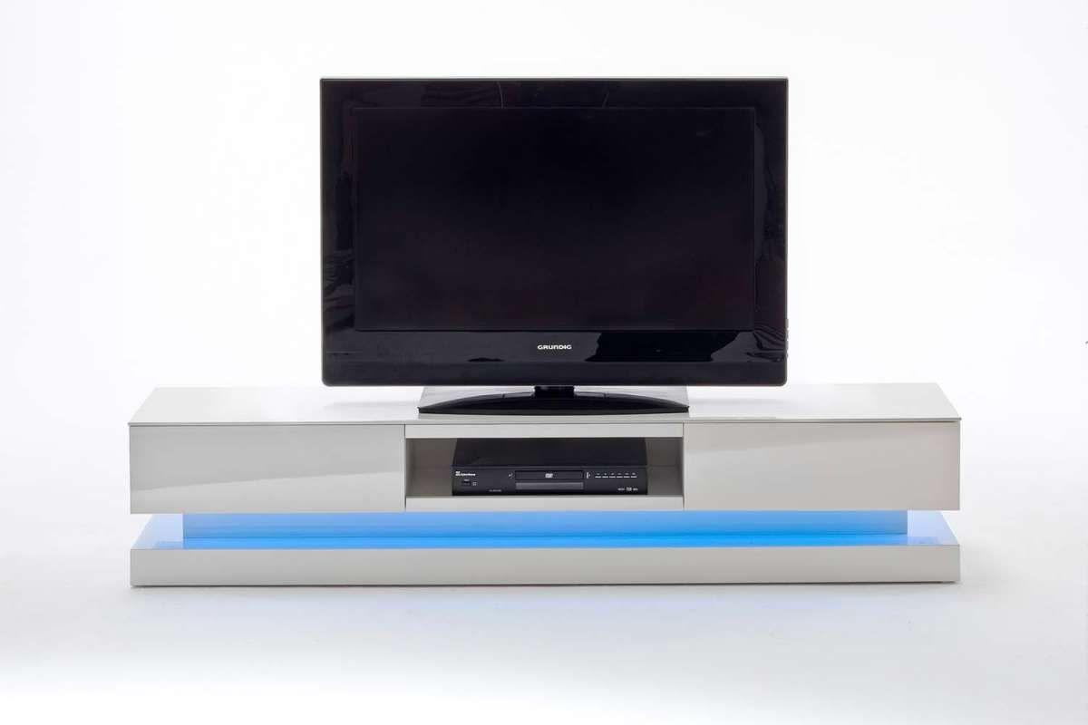 Step Lowboard Weiss Hochglanz In 2020 Tv Stander Medien Mobel Moderne Fernsehmobel