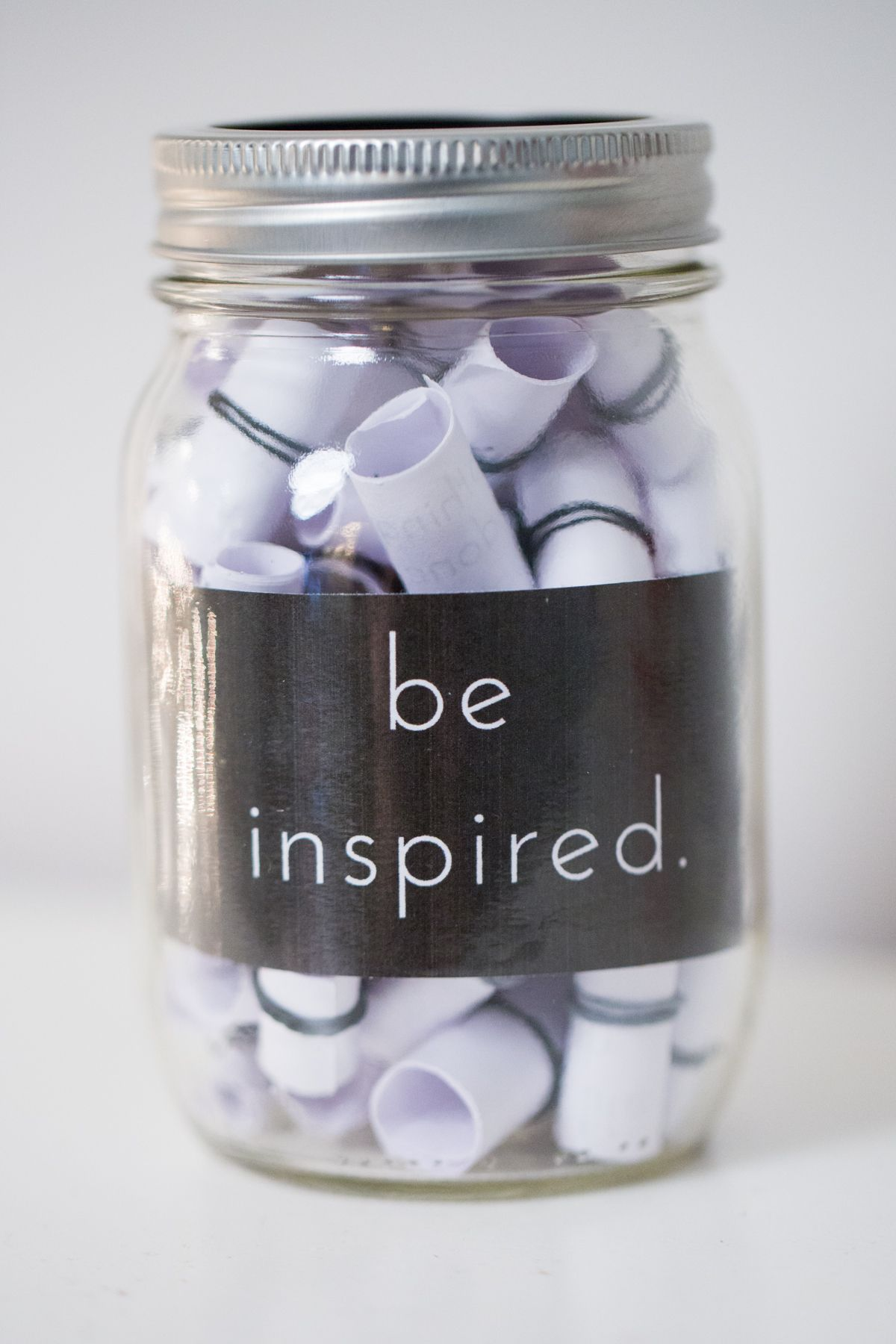 Quotes Jar Be Inspired52 Inspirational Quotes In A Jarbolandia On Etsy