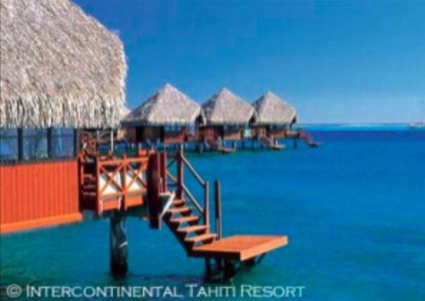 Tahiti Hawaii Hut Restorts