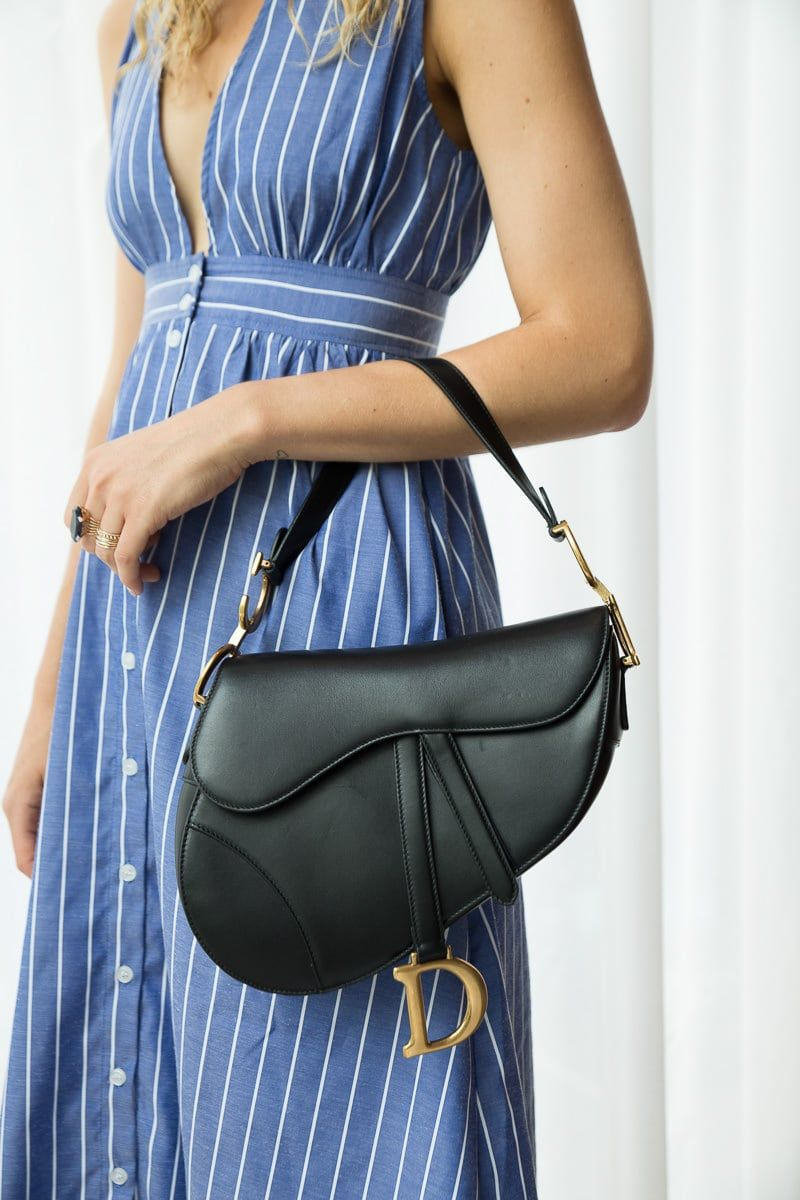 2dbdf5d09088 The Dior Saddle Bag is Officially Back in Stores