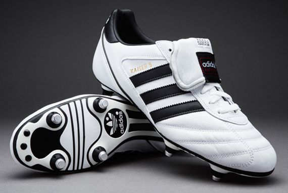 How adidas Mens Kaiser 5 Liga Firm Ground Football Boots Football Store Shop Football Store COLOUR-black/white