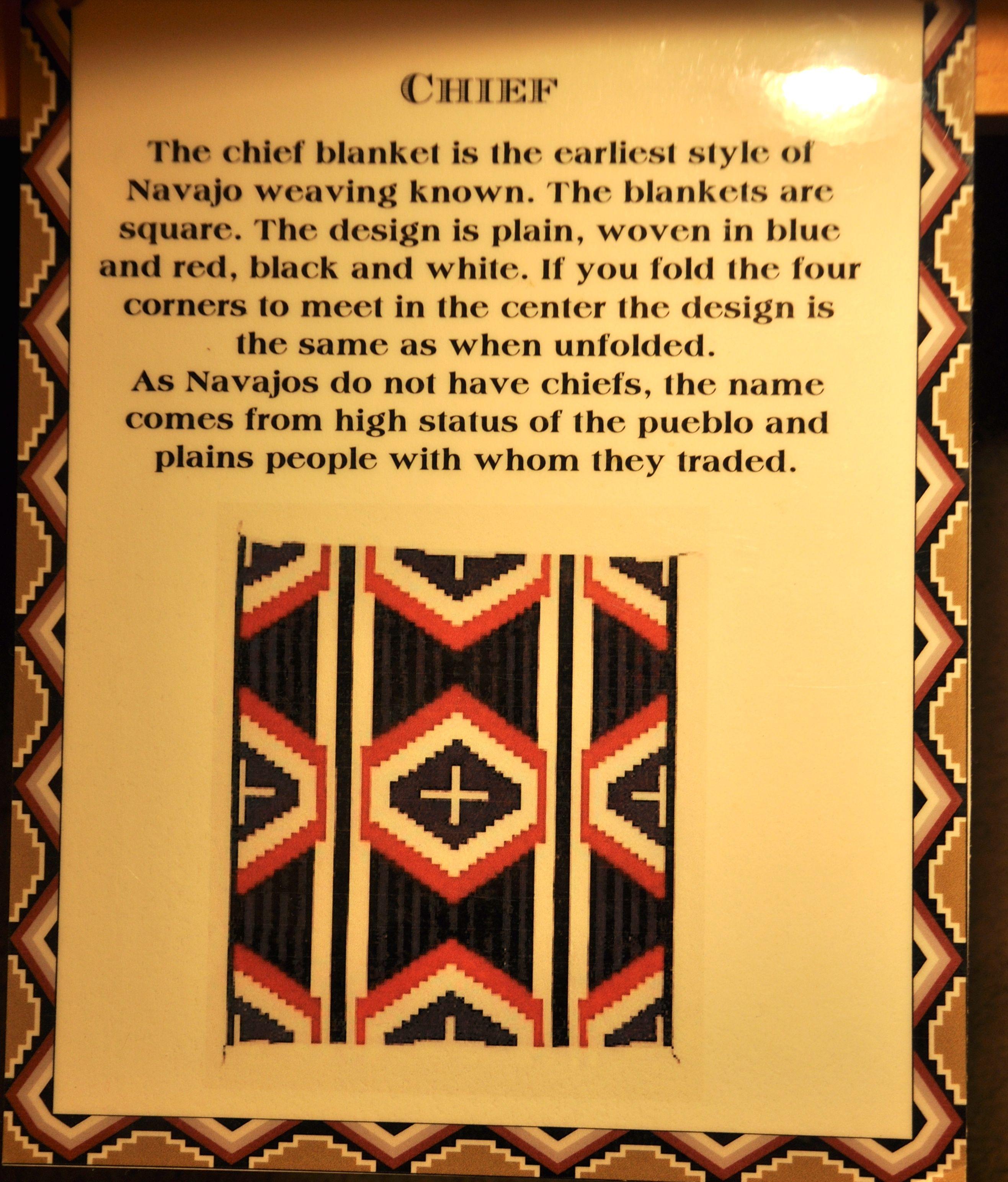 An Explanation Of Navajo Weaving Symbols At The Hopi House Navajo