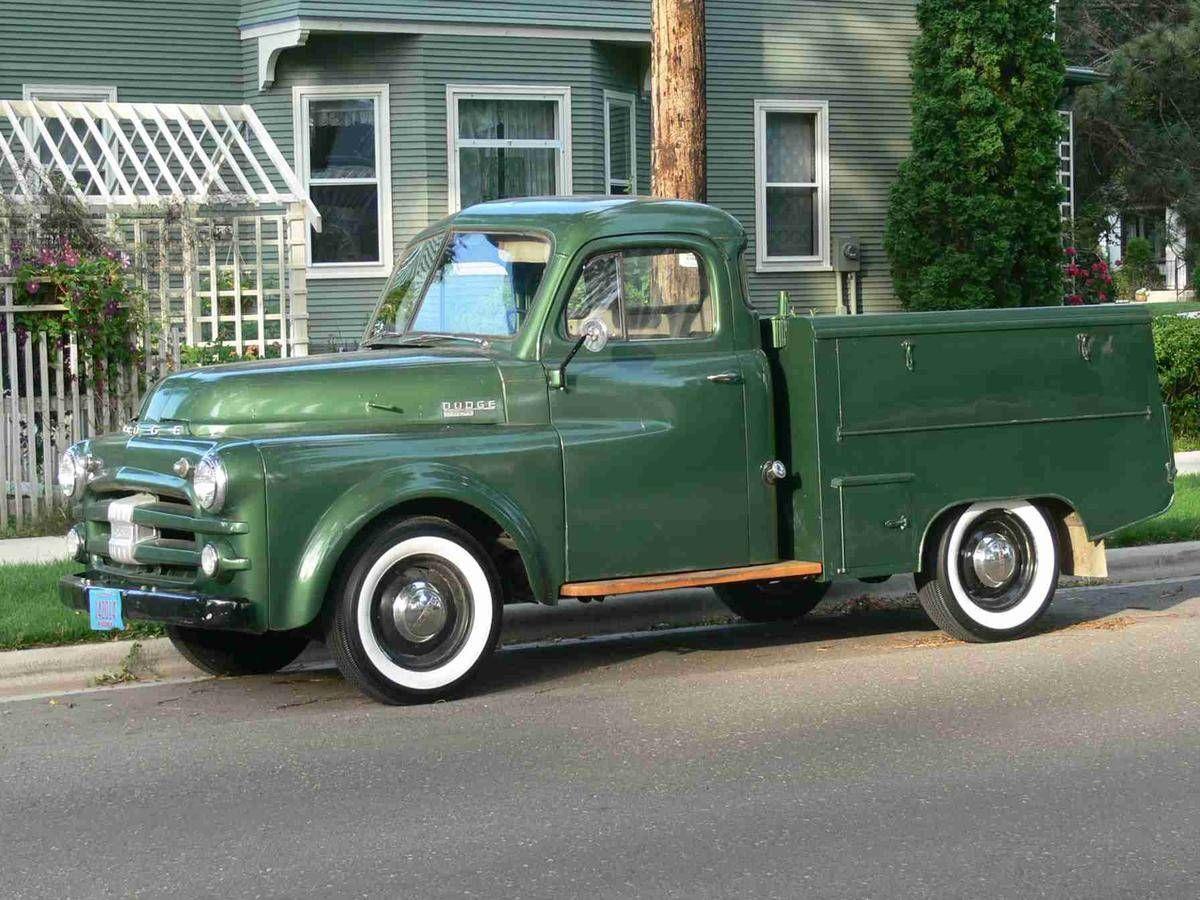 1953 Dodge B4B for sale #1739919   Hemmings Motor News   Classic ...