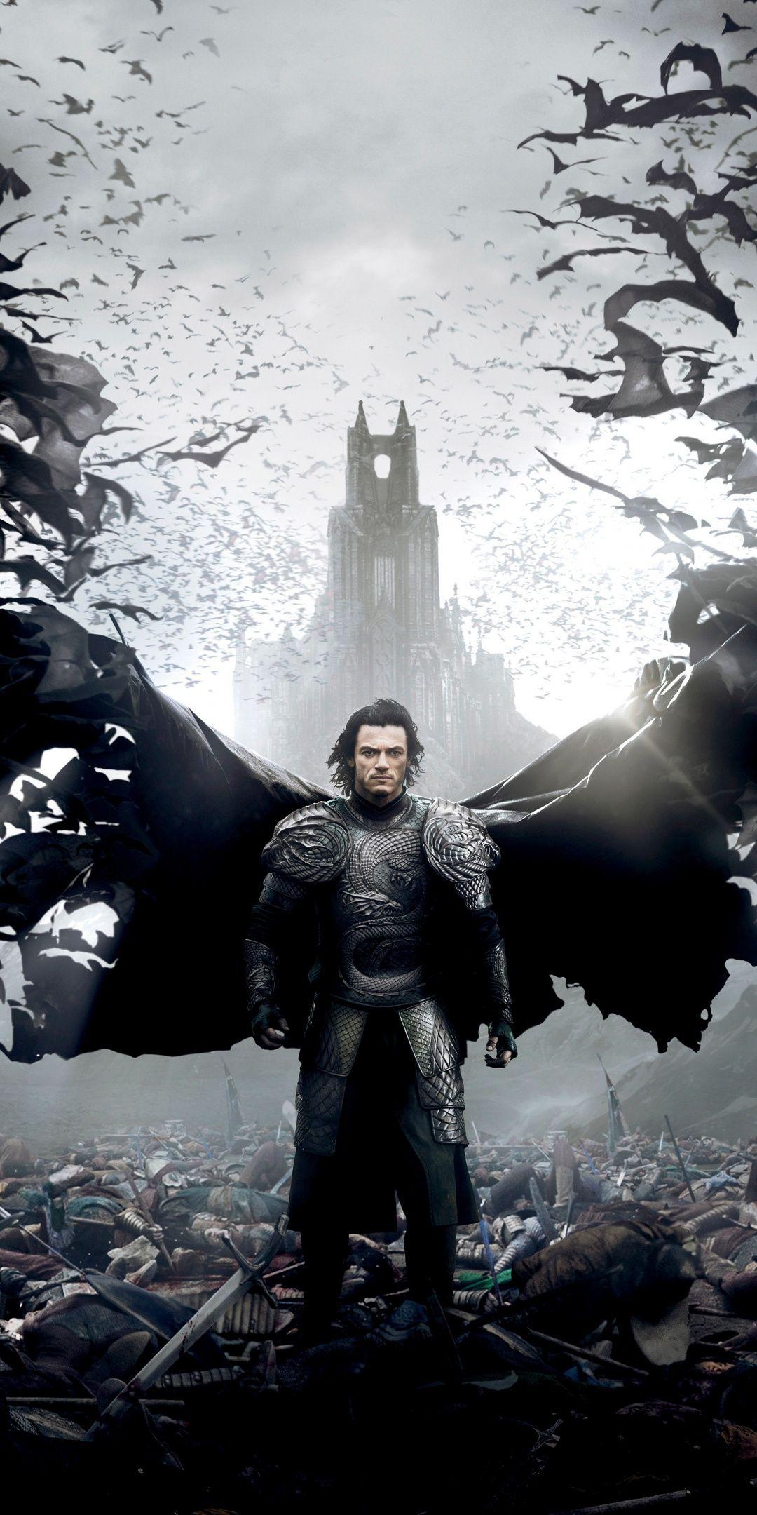 Dracula Untold Luke Evans 2014 Movie Vampire Bats Wallpaper Dracula Untold Dracula Luke Evans