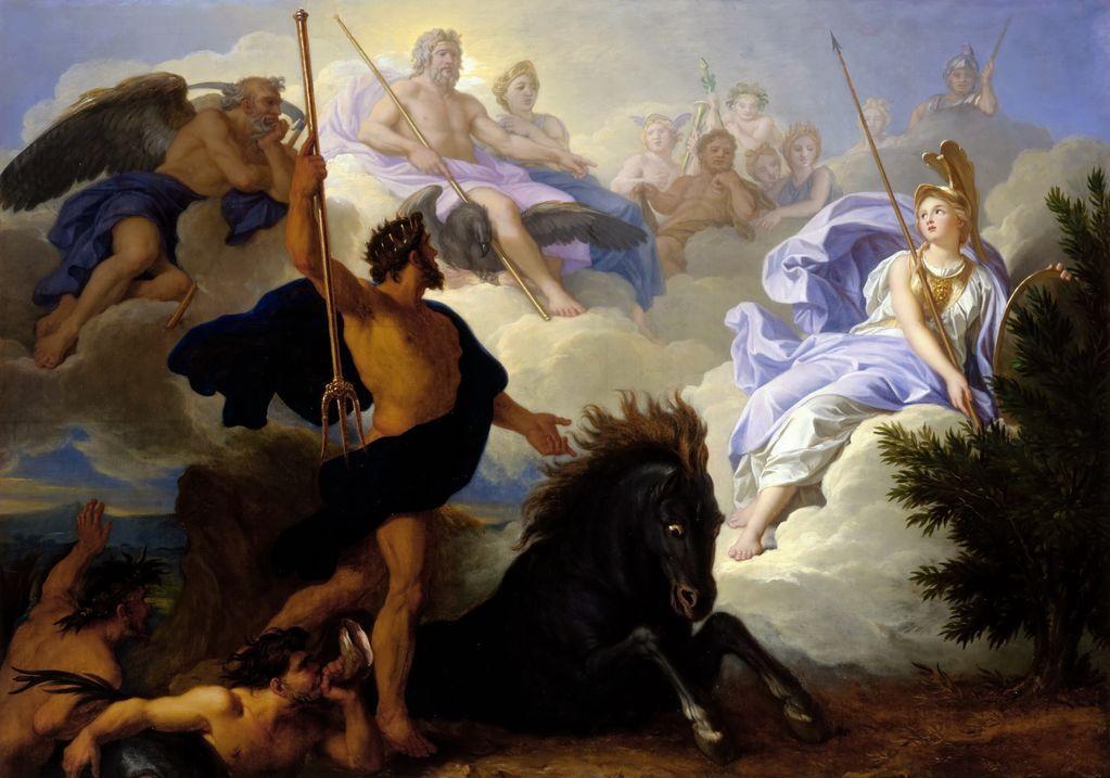 Мифологические картинки фото