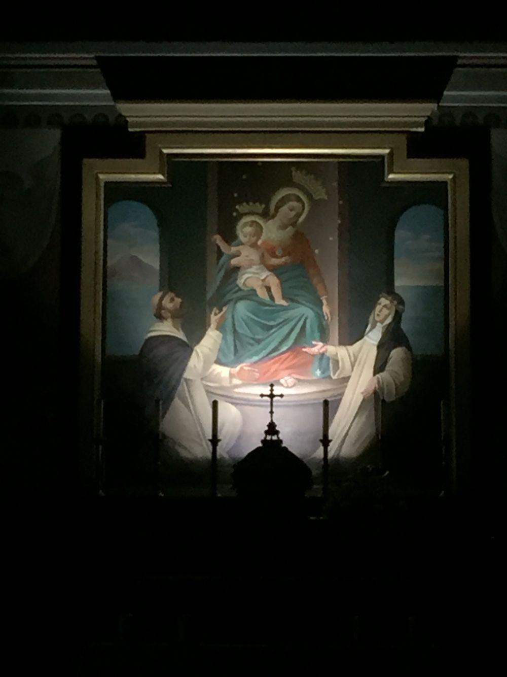 Campagna - Brescia Beata Vergine del Rosario