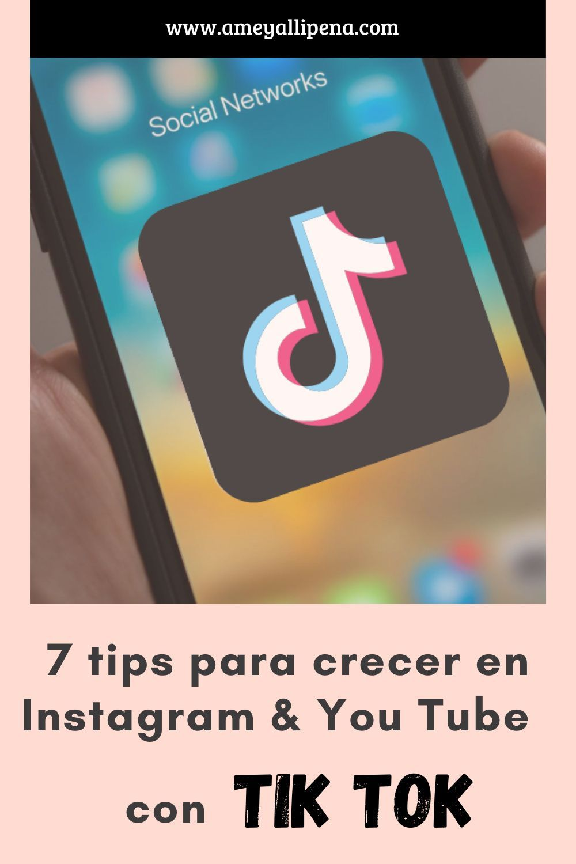 Tik Tok Para Negocios 7 Tips Para Impulsar Tu Marca En Tik Tok Marketing De Contenidos Redes Sociales Para Niños Estrategias De Marketing