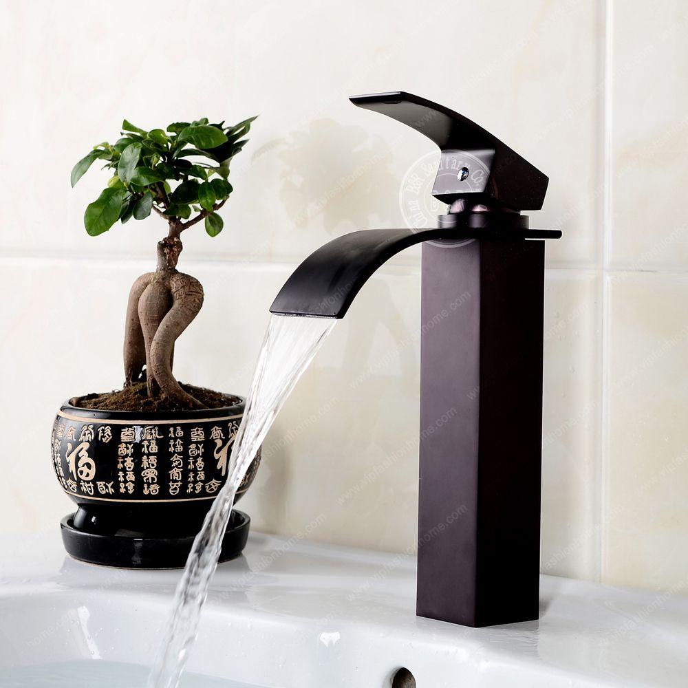 BECOLA Bathroom faucet basin faucet Black antique brass European ...