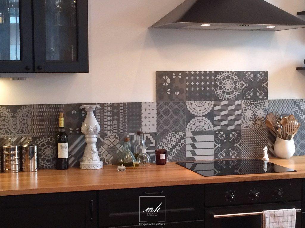 Décoration Cuisine à Marseille Grange Pinterest Decoration - Carrelage 3d cuisine pour idees de deco de cuisine