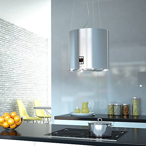 Island Extractor Hood / Original Design / With Built In Lighting DA6700 D  Miele | Küchen | Pinterest | Island Extractor Hoods, Extractor Hood And  Lights