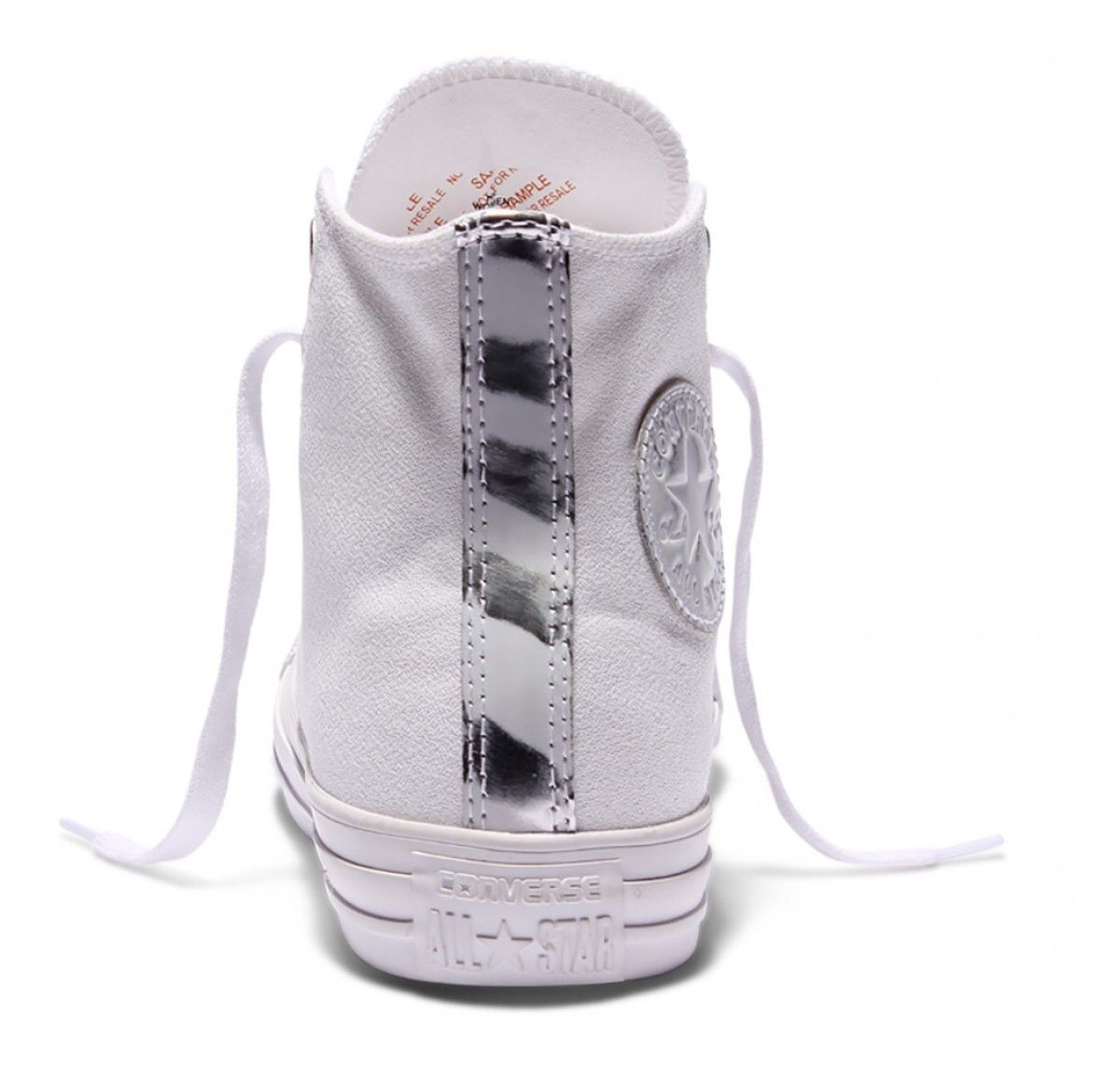 Converse Women's Chuck Taylor All Star Brush Off Leather Hi
