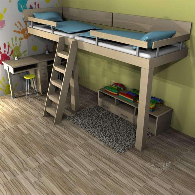 hochbetten f r kinder wohnidee kinder in 2019 bett. Black Bedroom Furniture Sets. Home Design Ideas