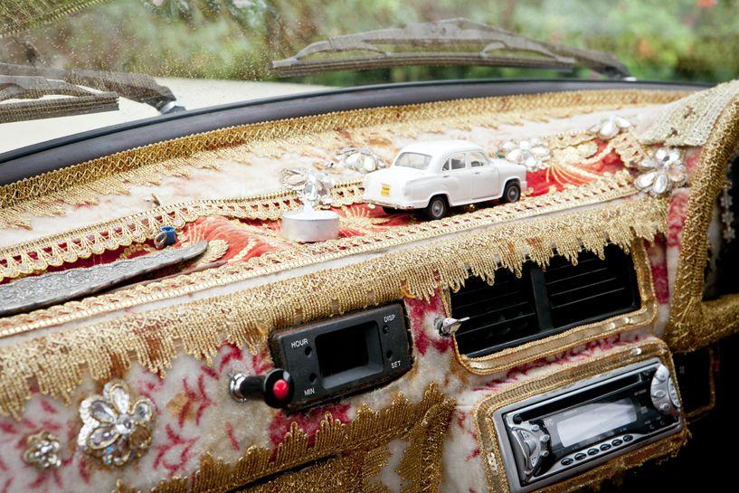 Kushi Cars Indian Ambassador Wedding Car Hire In Gloucestershire