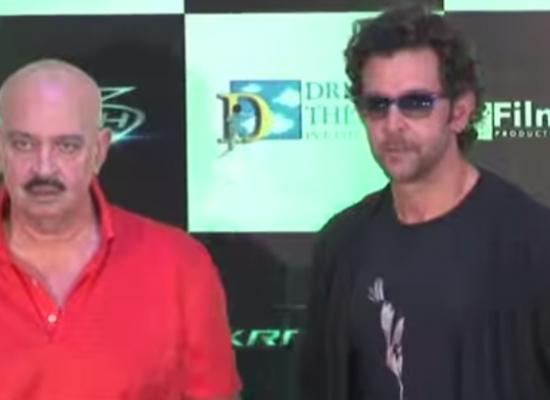 Rakesh Roshan Wants Hrithik In His Next