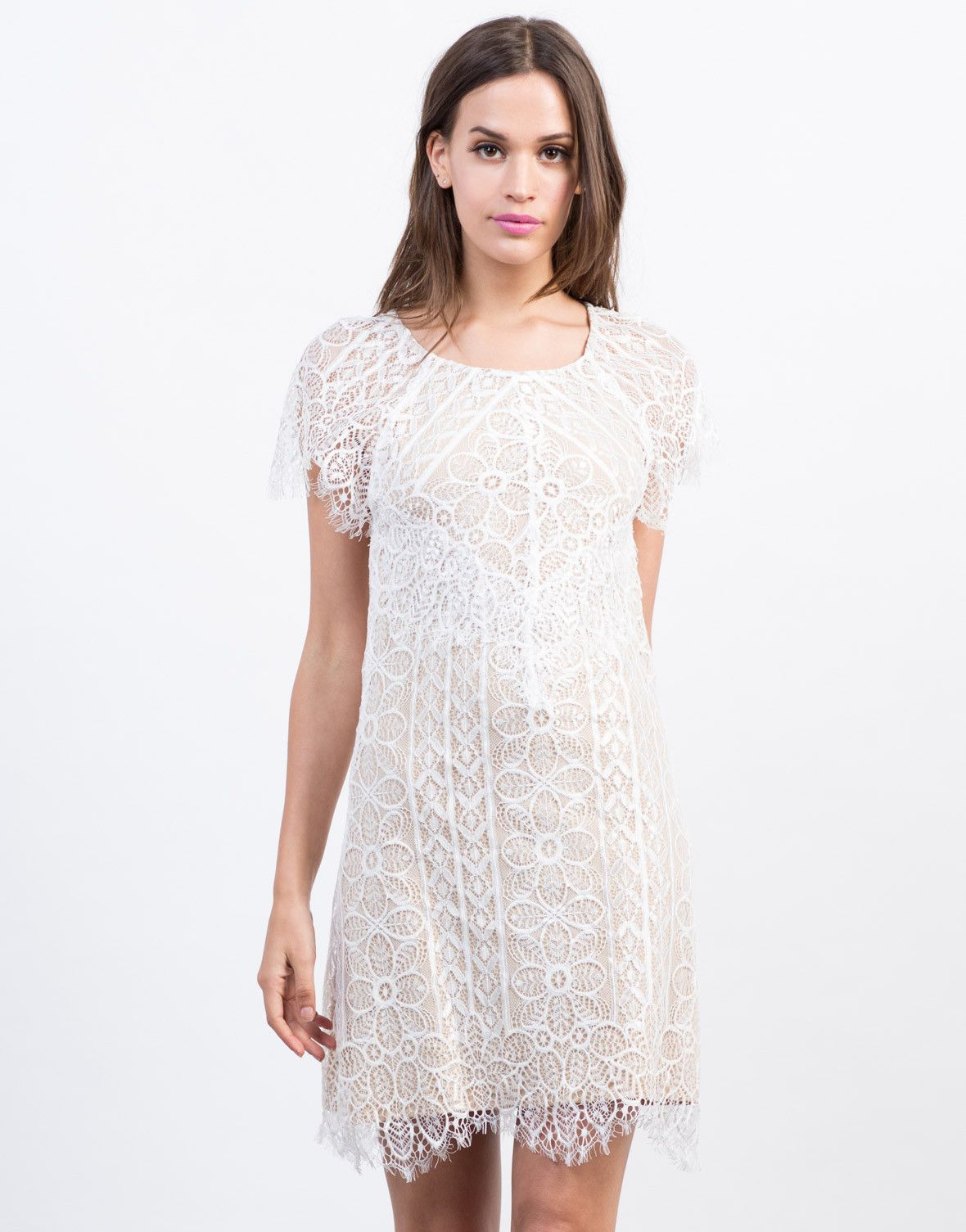 Lace Sheer dress pictures