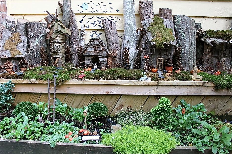 results are in the annual miniature garden contest 2012 mini garten feengarten und miniatur. Black Bedroom Furniture Sets. Home Design Ideas