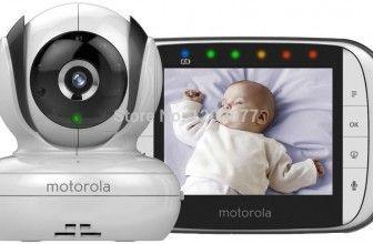 Motorola MBP36S – Cuida de tu bebé mientras duerme