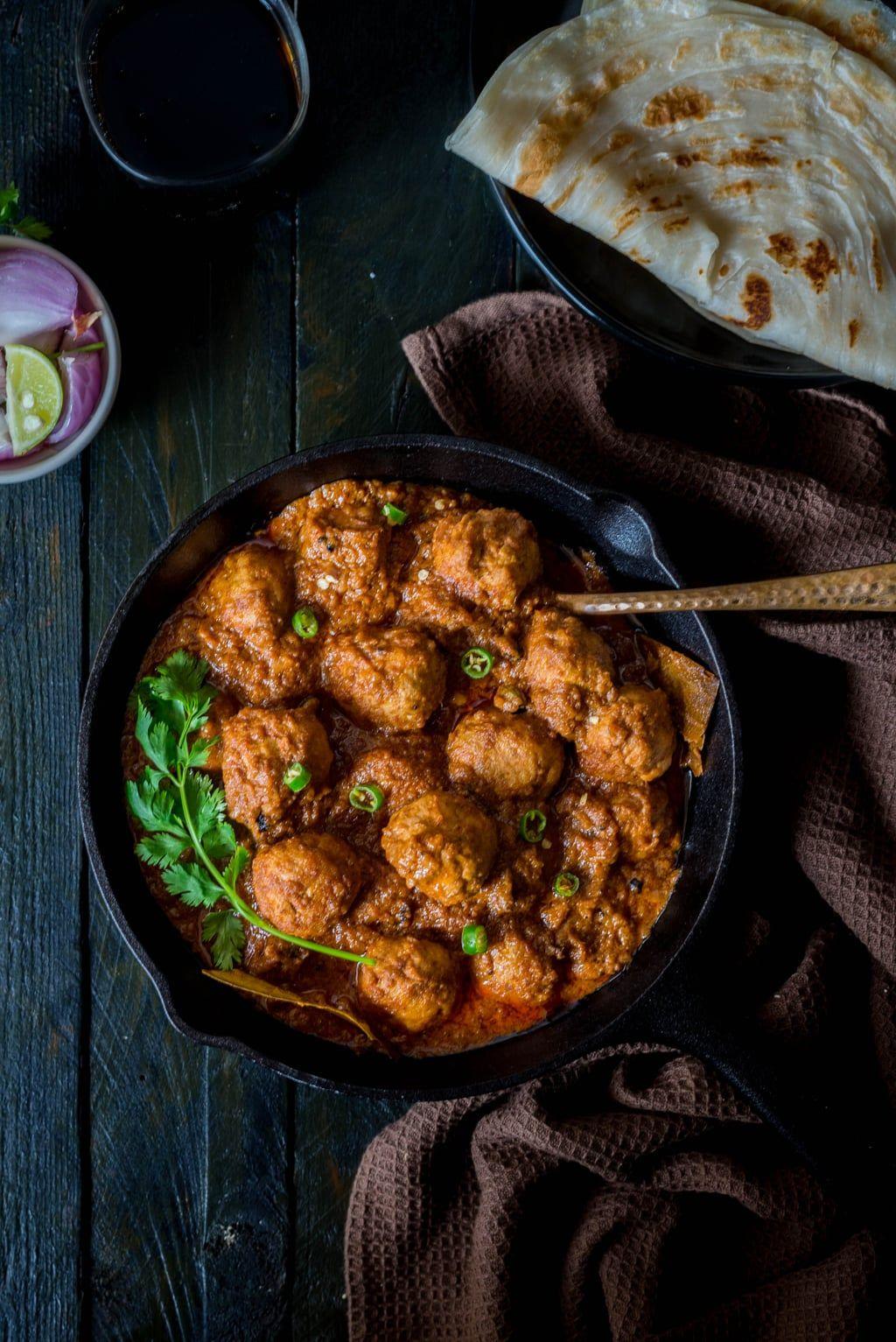 Chicken kofta chicken kafta recipe indian food recipes
