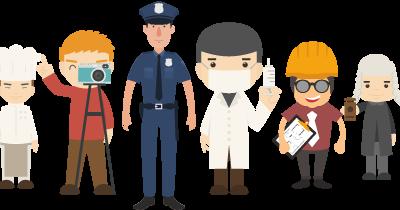 هل تعمل في الوظيفة التي تناسبك طبيعة الوظائف المتغيرة من الشائع أن تتغير طبيعة الوظائف تماما في فترة زمنية قصيرة Do You Work Character Fictional Characters