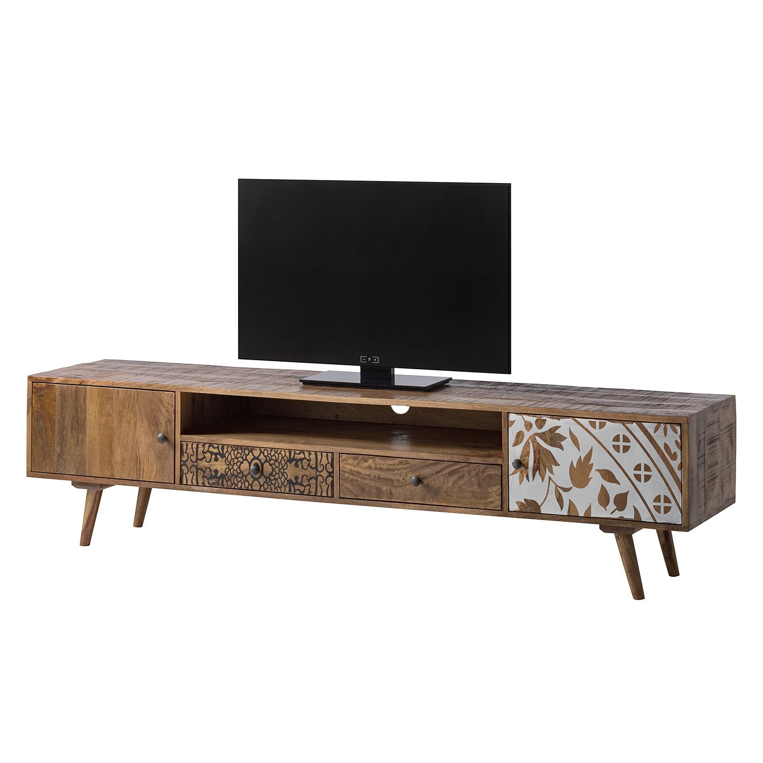 Tv Lowboard Bloomingville Ii Tv Hifi Mobel Tv Mobel Lowboard