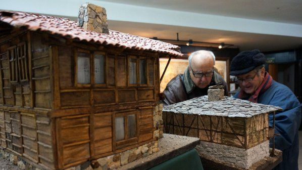 макети на възрожденски къщи - Google Търсене