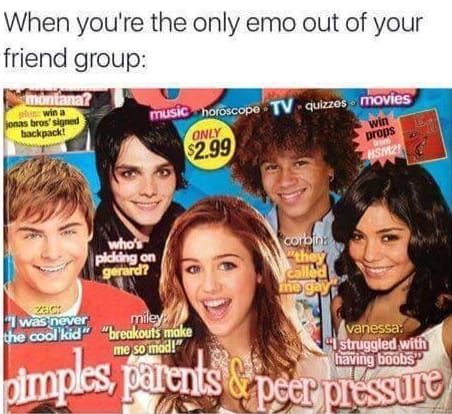 99 00s Kids Memes That Are Just A Huge And Hilarious Trip Down Memory Lane