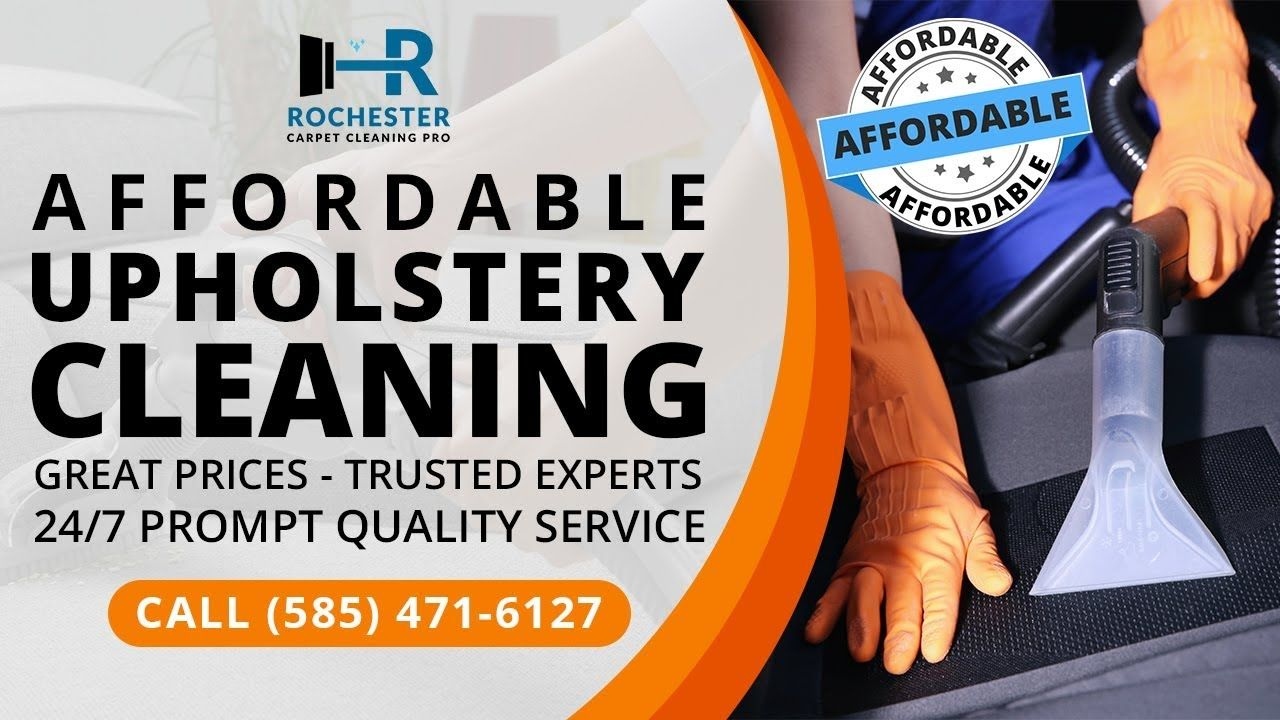 Affordable Upholstery Cleaning Brighton Ny 585 471 6127 Cleaning Upholstery How To Clean Carpet Cleaning