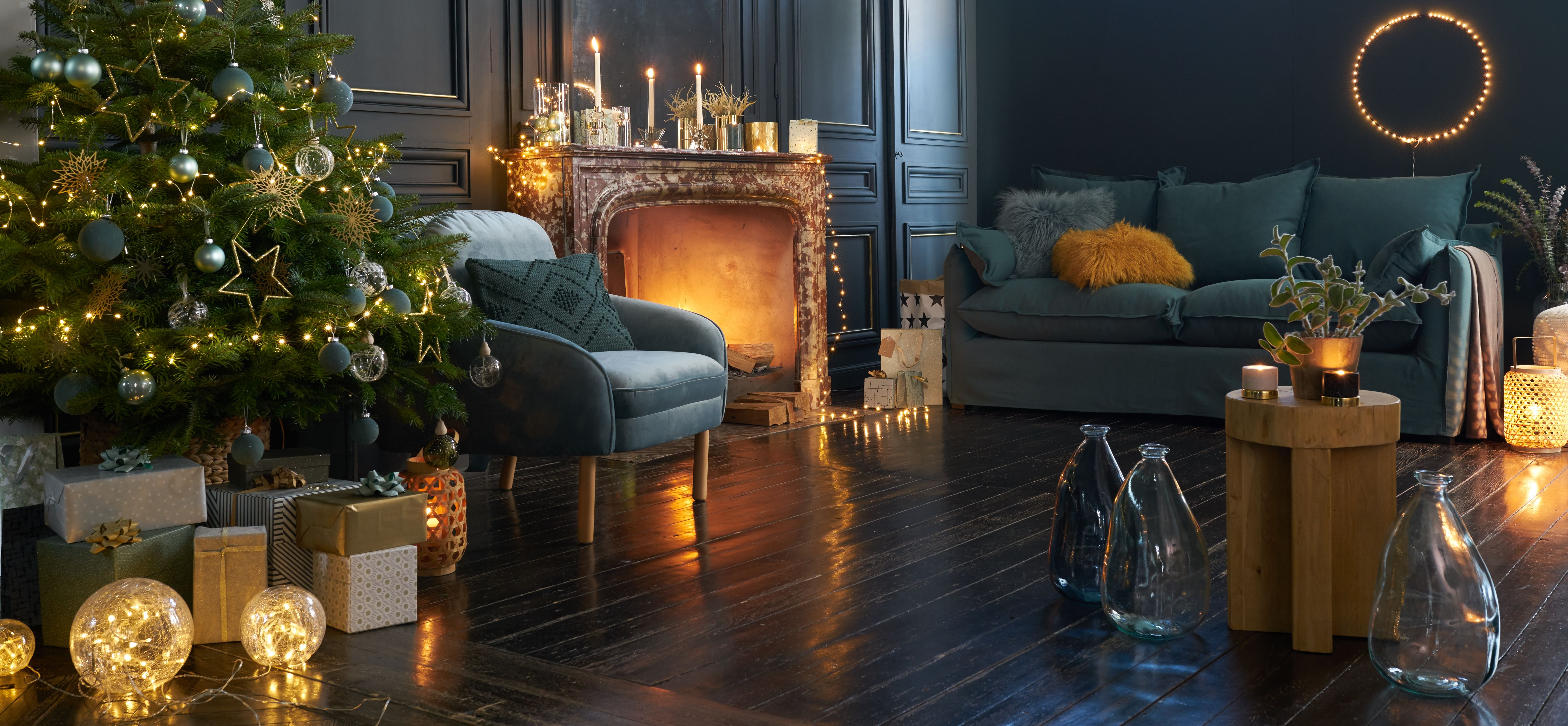 Pin by La Redoute UK on Decorating For Christmas | Festive ...