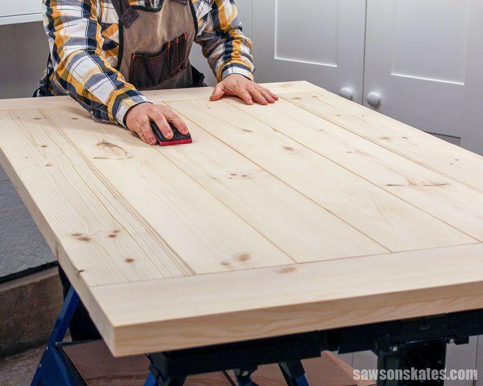DIY Farmhouse Table Top (The Right Way)
