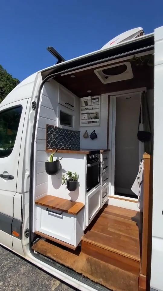 Campervan Storage Ideas: Creative Solutions for Your Van Build