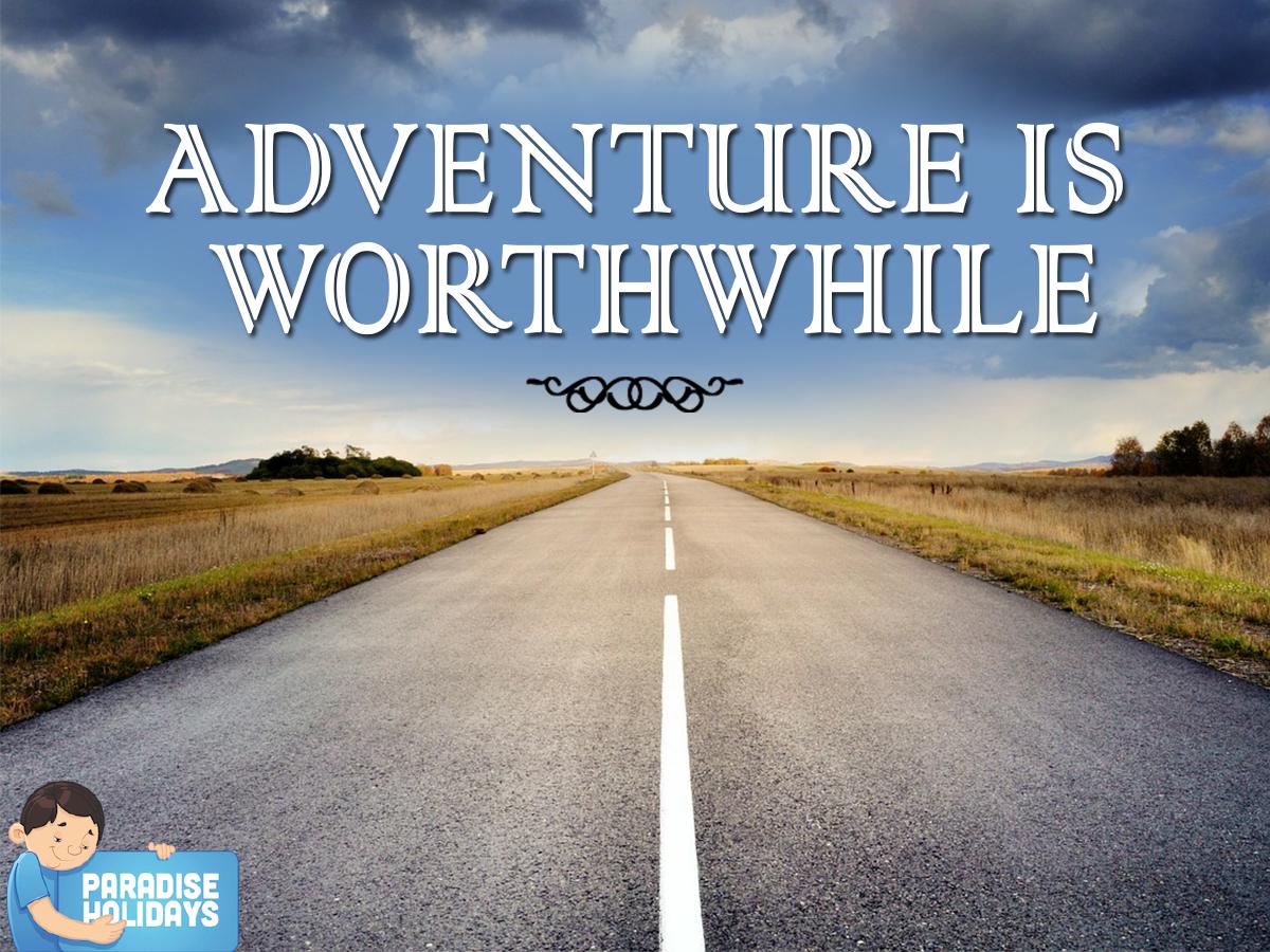 Adventure is worthwhile | Kerala tourism