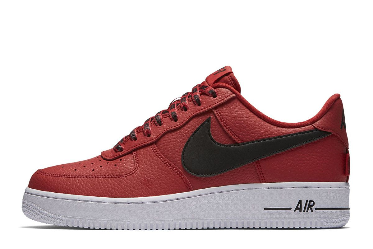 new arrival 8c656 0d3c8 Nike Air Force 1 Low NBA Pack Seven Colorways