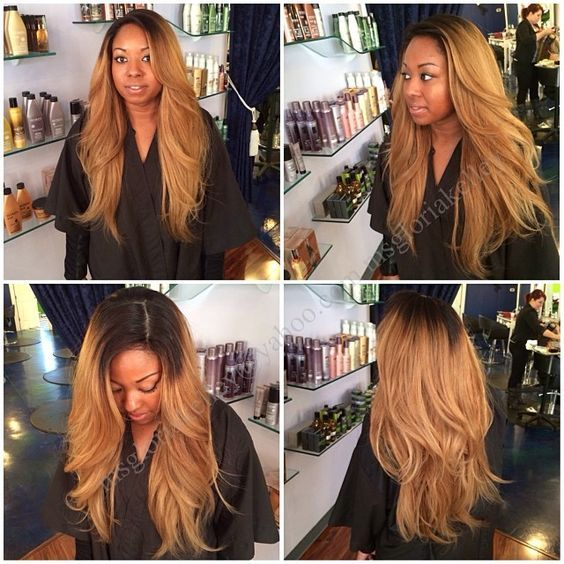 Pin By Mayvenn On Blonde Hair With Dark Roots In 2018 Pinterest