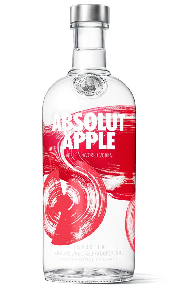 absolut vodka äpple