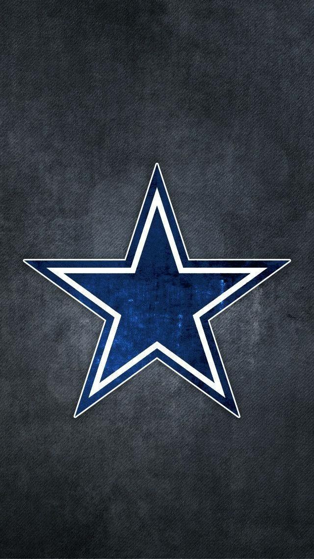 Customize Your IPhone 5 With This High Definition Dallas Cowboys Logo  Wallpaper From HD Phone Wallpapers!