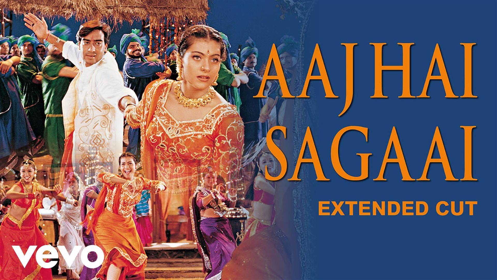 Pyaar To Hona Hi Tha Kajol Ajay Devgan Aaj Hai Sagaai Video Celebration Song Film Movies